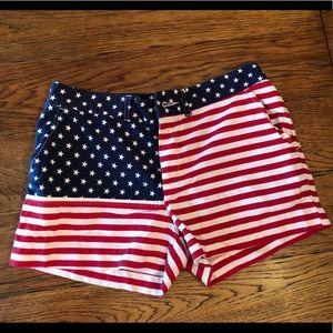 Chubbies American Flag Shorts